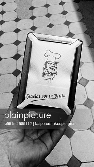 Serviettenhalter - p551m1585112 von Kai Peters