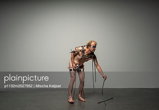 Maschinenmensch - p1132m2027952 von Mischa Keijser