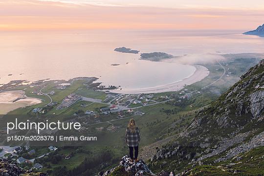 Grandiose Aussicht - p1507m2028378 von Emma Grann