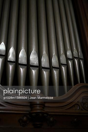 Pipe organ - p1028m1586924 von Jean Marmeisse
