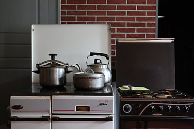 Küche - p1058m817184 von Fanny Legros