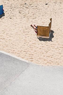 Am Strand - p1340m1182205 von Christoph Lodewick