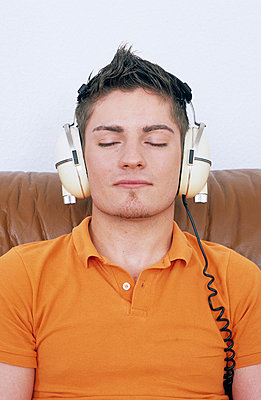 Musik hören - p2200551 von Kai Jabs