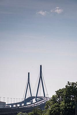 Köhlbrandbrücke - p229m2107302 von Martin Langer