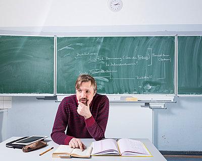 Lehrer - p1222m1028265 von Jérome Gerull