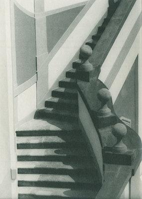 Staircase - p1677m2258942 by nina e. reiter
