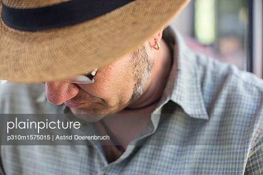 Sonnenhut - p310m1575015 von Astrid Doerenbruch