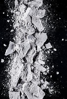Pieces of plaster - p971m1214953 by Reilika Landen