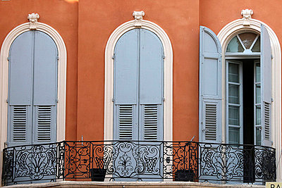 Old balcony - p9770057 by Sandrine Pic