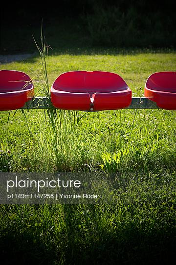 Auf dem Fußballplatz - p1149m1147258 von Yvonne Röder