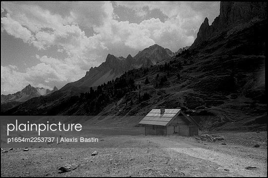 Alps Mountains - p1654m2253737 by Alexis Bastin