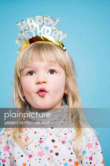 Happy Birthday - p505m1147152 von Iris Wolf
