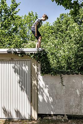 Urban Climbing - p1222m1467438 von Jérome Gerull