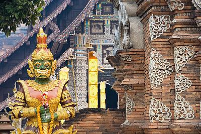 War lok molee temple - p9245752f by Image Source