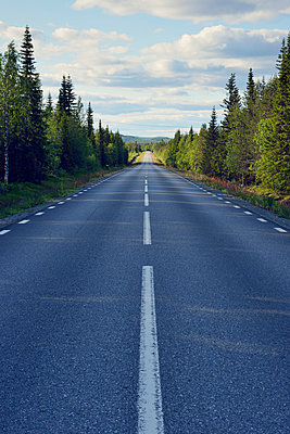 Straight ahead - p715m880646 by Marina Biederbick