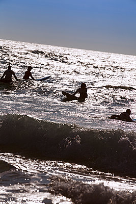 Surfing in the sea - p110m2055457 by B.O.A.