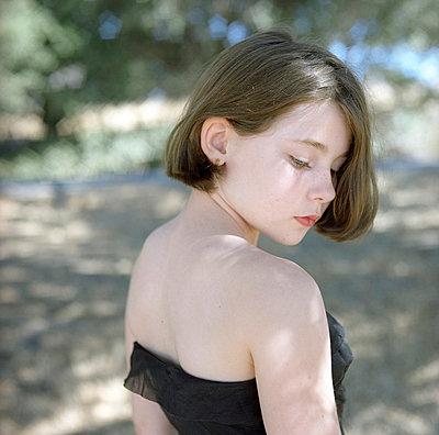 Little girl - p5230094 by Lisa Kimmell
