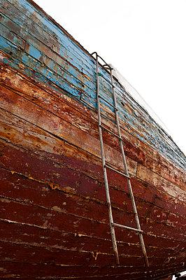 Shipwreck - p470m1059324 by Ingrid Michel