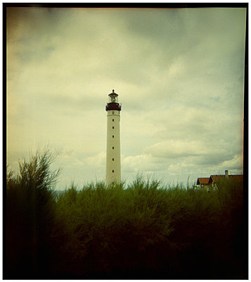 lighthouse (biarritz, france)   - p5673723 by Alexis Bastin
