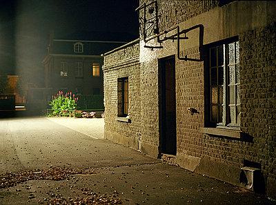 Nachts - p6060236 von Iris Friedrich