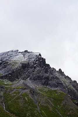 Rocky alpine landscape - p3882939 by Ulrike Leyens