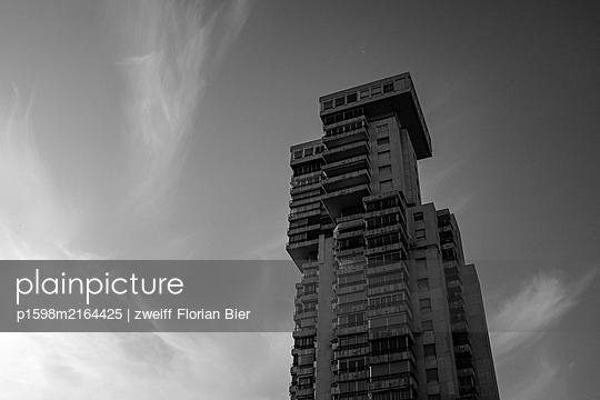 Hochhaus mit Apartments, Benidorm, Spanien - p1598m2164425 von zweiff Florian Bier