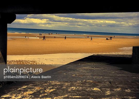 Vierville sur Mer, Omaha Beach - p1654m2289074 by Alexis Bastin
