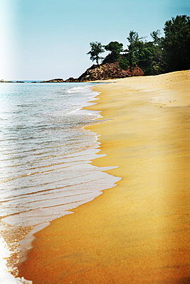 Golden beach at Ko Phra Thong - p375m1021533 by whatapicture