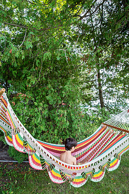 Hammock - p535m2015429 by Michelle Gibson