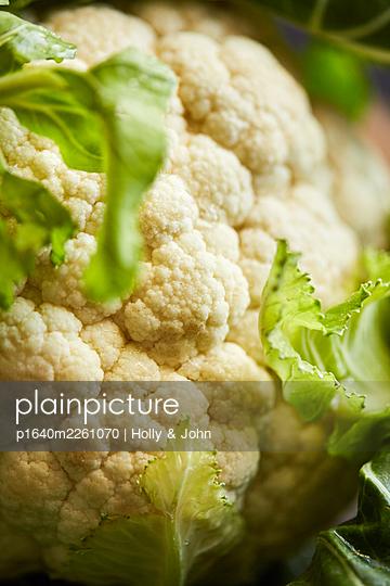 Cauliflower - p1640m2261070 by Holly & John