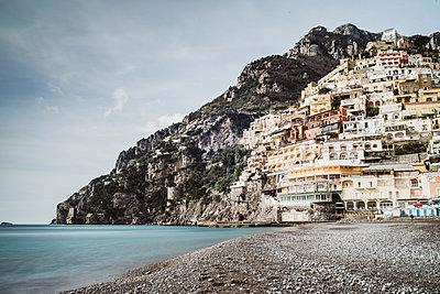Strand von Positano - p1326m1575448 von kemai