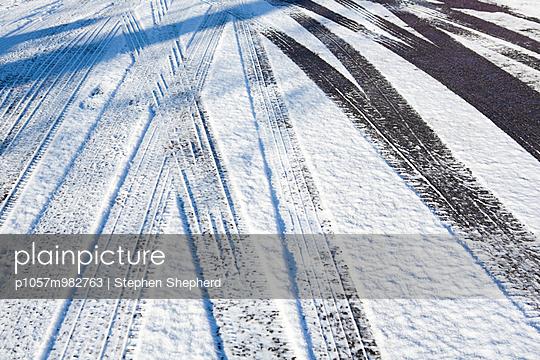 Winter - p1057m982763 von Stephen Shepherd