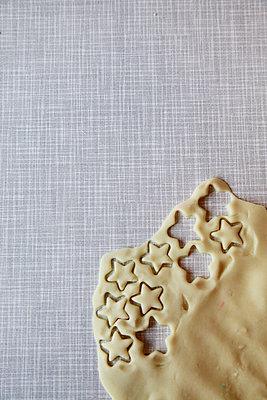 Cutout cookies - p1040m912678 by Dorothee Hörstgen