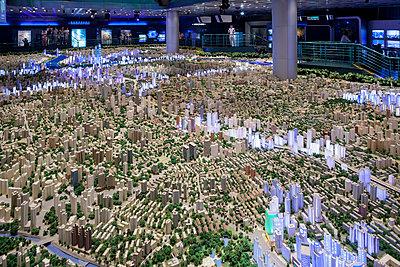 Shanghai Urban Planning Exhibition Center - p1558m2132799 by Luca Casonato