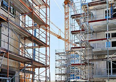 Baustelle - p1203m1475458 von Bernd Schumacher