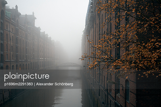 Autumn in Hamburg - p1696m2291383 by Alexander Schönberg