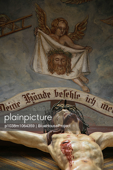 Jesus - p1038m1064359 von BlueHouseProject