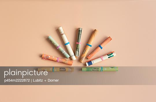 Let the money shine - p454m2222872 by Lubitz + Dorner