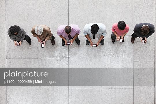 p1100m2002459 von Mint Images