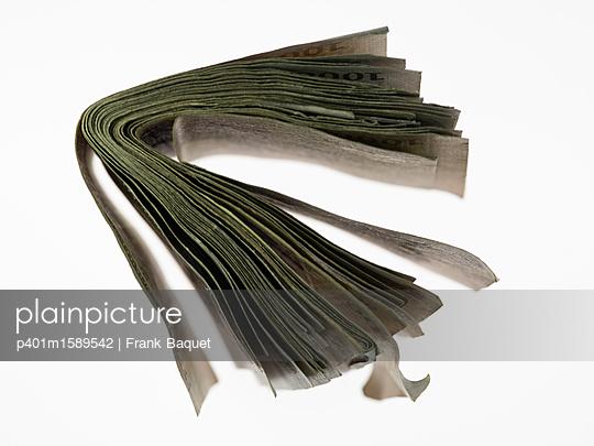 Papiergeld Naira - p401m1589542 von Frank Baquet