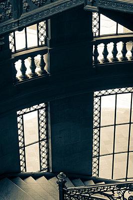 Stairwell - p1170m1584909 by Bjanka Kadic