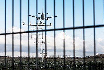 Flughafen Hamburg - p1222m1528699 von Jérome Gerull