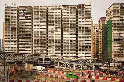 Hongkong Kowloon - p850m1162841 von FRABO