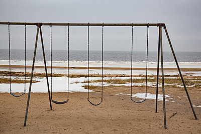 Swing by the sea - p1291m1548059 by Marcus Bastel