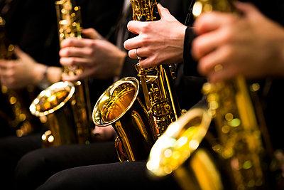 Jazz - Konzert I - p1357m1503199 von Amadeus Waldner