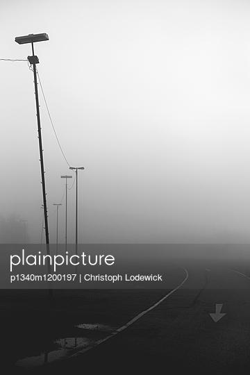 Nebel - p1340m1200197 von Christoph Lodewick