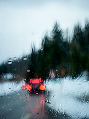Auto Rückleuchten - p1312m1223678 von Axel Killian