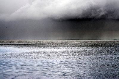 Gewitterfront über der See - p2280416 von photocake.de
