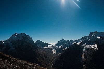Caucasus Mountains - p1363m2054128 by Valery Skurydin