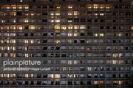 France, Lyon, Facace - p910m2182356 by Philippe Lesprit